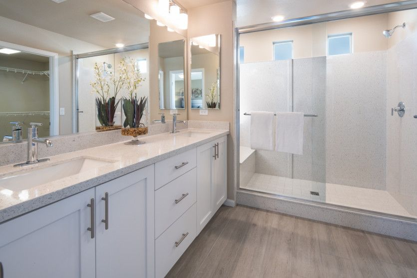 Bathroom featured in The Peyton By AmericanWest Homes in Las Vegas, NV