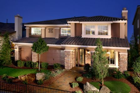 American west woodbridge in las vegas nv new homes for New american home las vegas