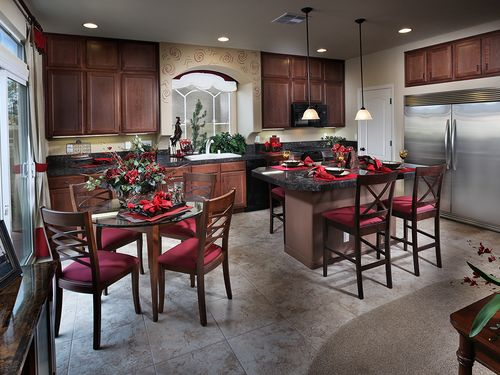 Kitchen-in-Plan 2689-at-American West Brentwood-in-Las Vegas