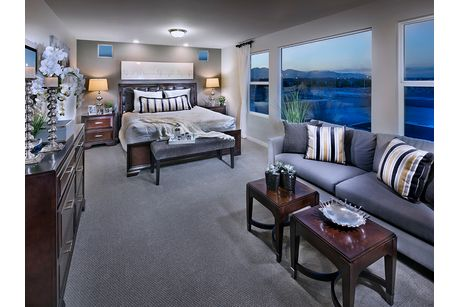 Bedroom-in-The Pearl-at-American West Highlands Collection-in-Las Vegas