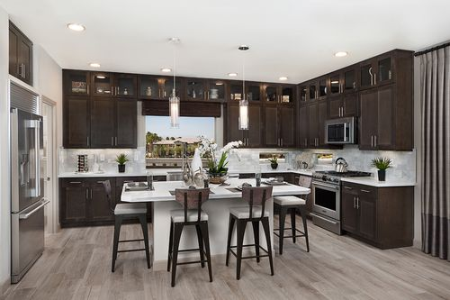 Kitchen-in-The Kendall-at-American West Skyview Terrace-in-Las Vegas