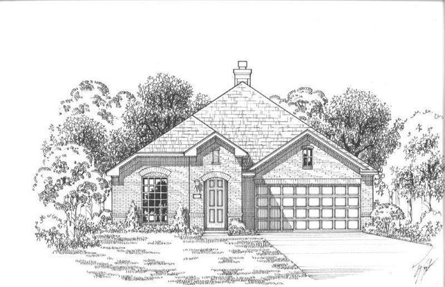 Exterior:Plan 1121 Elevation A