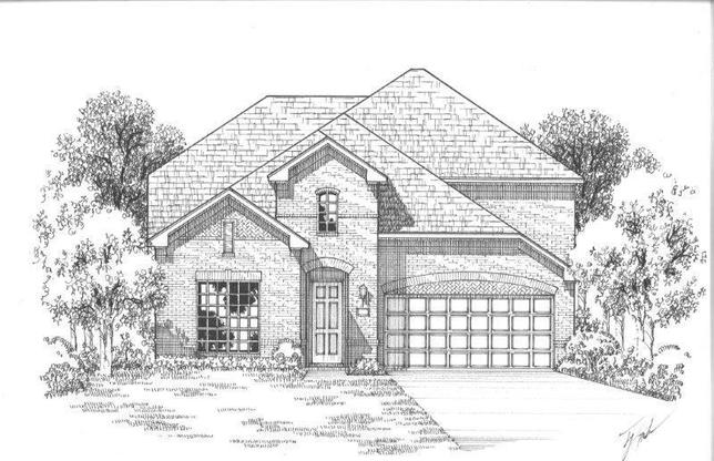 Exterior:Plan 1126 Elevation A