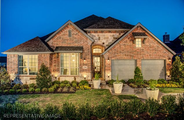 Exterior:Representative Photo of Plan 1602 by American Legend Homes