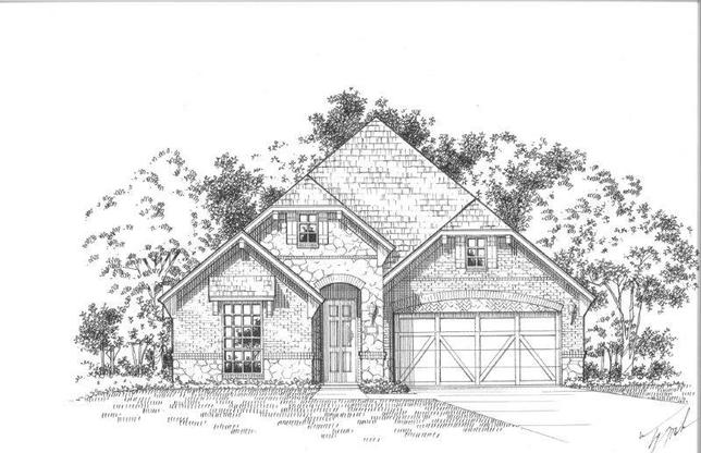 Exterior:Plan 1508 Elevation C