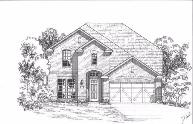 Exterior:Plan 115 Elevation A