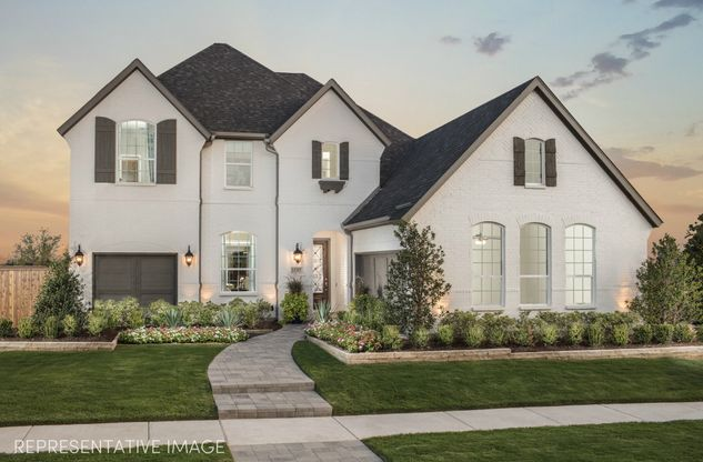 Exterior:Representative Photo of Plan 694 by American Legend Homes