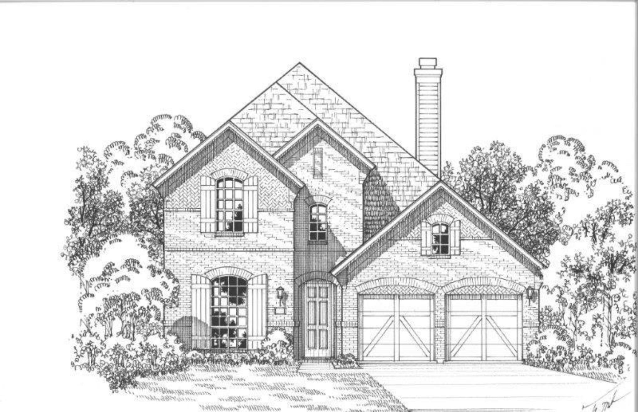 New Homes In Castle Hills Carrollton Tx