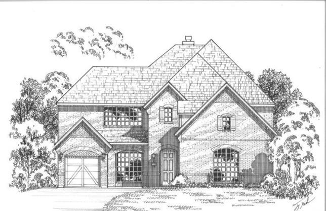 Exterior:Plan 1692 Elevation A