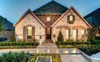 Wellington by American Legend Homes in Fort Worth Texas