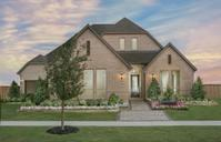 Windsong Ranch - 76s by American Legend Homes in Dallas Texas