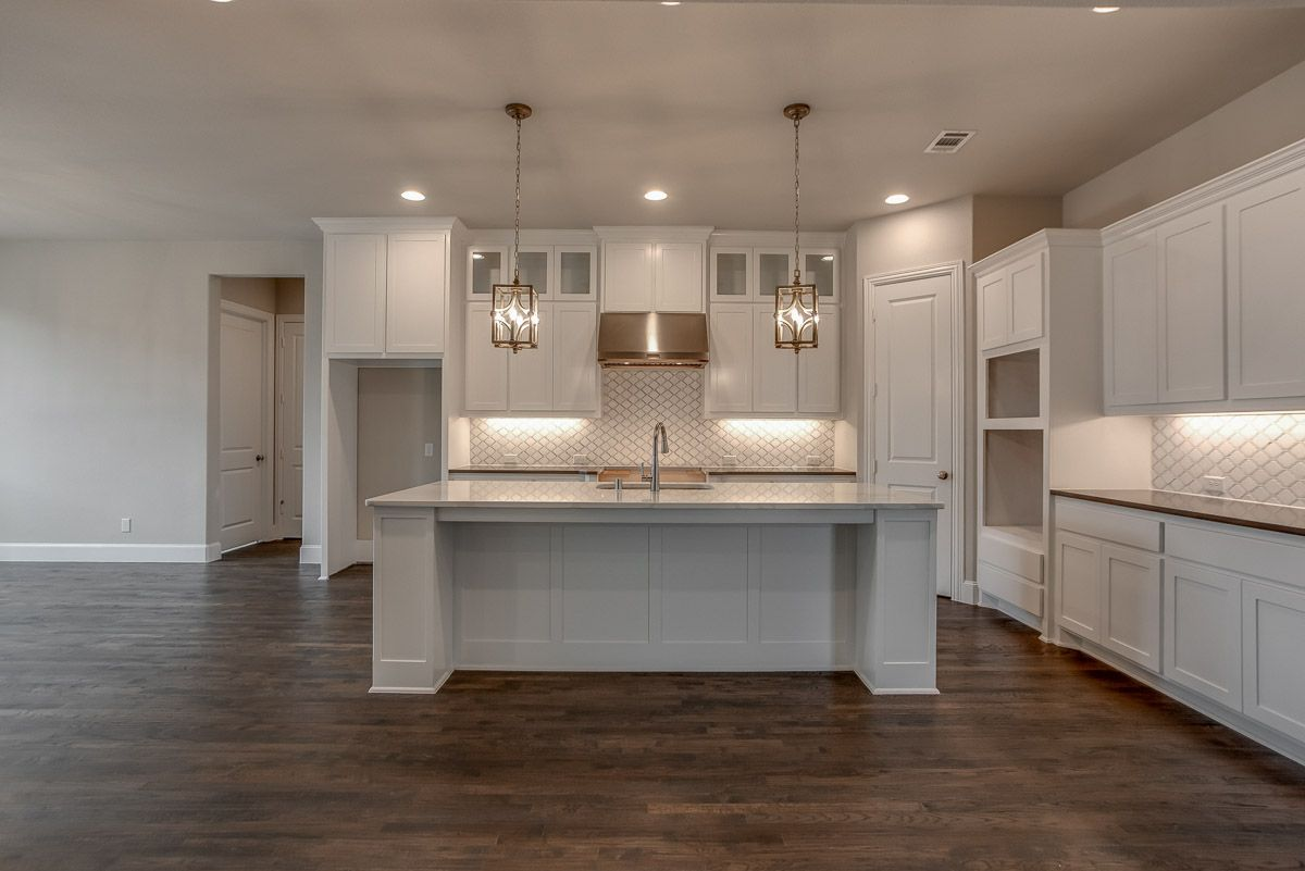 Kitchen-in-Plan 1705-at-Windsong Ranch - 76s-in-Prosper