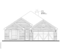3817 Brinkley Drive (Plan 1521)