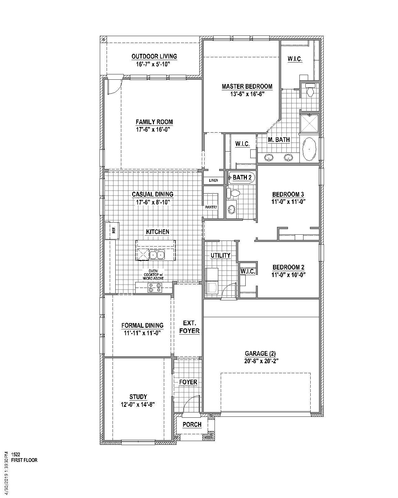 Plan 1522 1