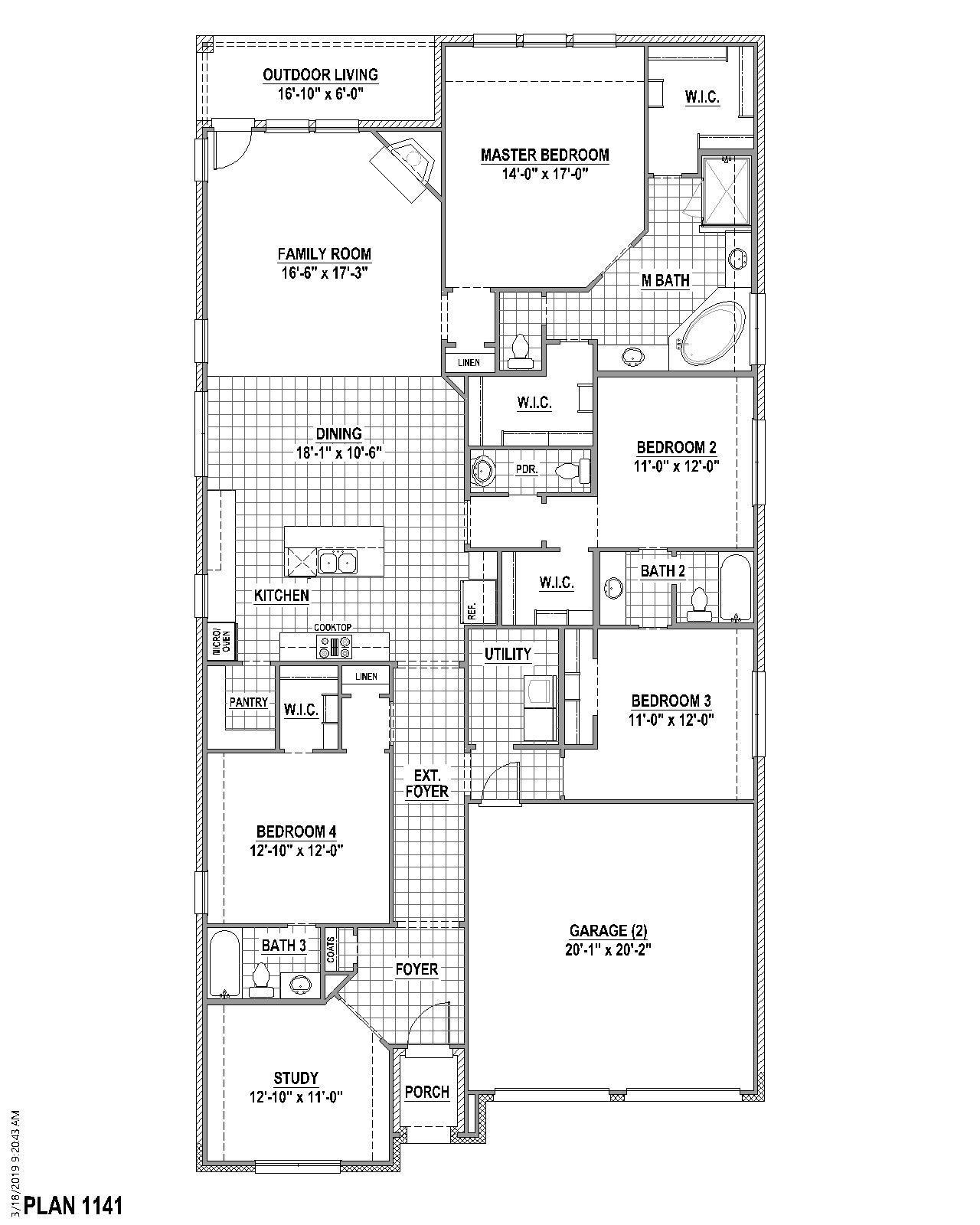Plan 1141 1