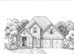 Plan 1162 - Windsong Ranch - 61s: Prosper, Texas - American Legend Homes