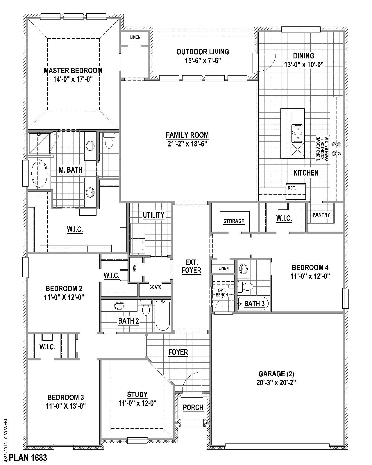 Plan 1683 1
