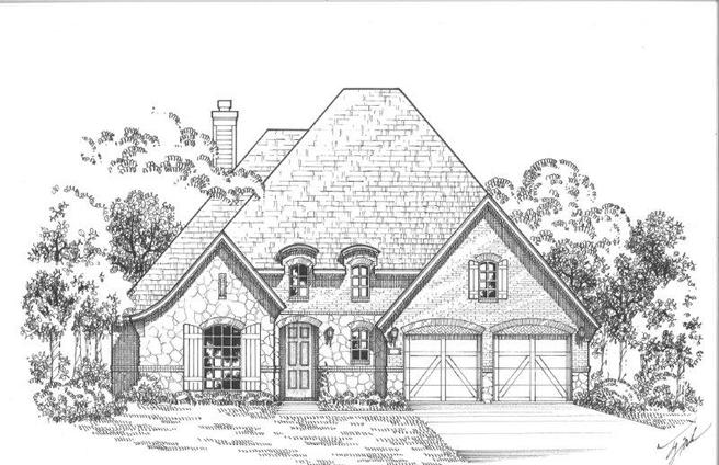 4104 Vista Ridge Road (Plan 1628)