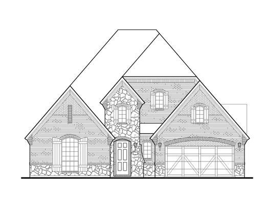 Exterior:Plan 1631 Elevation D