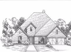 Plan 1702 - Windsong Ranch - 76s: Prosper, Texas - American Legend Homes