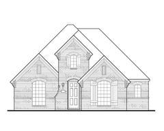 14005 Falcon Ranch Drive (Plan 1593)