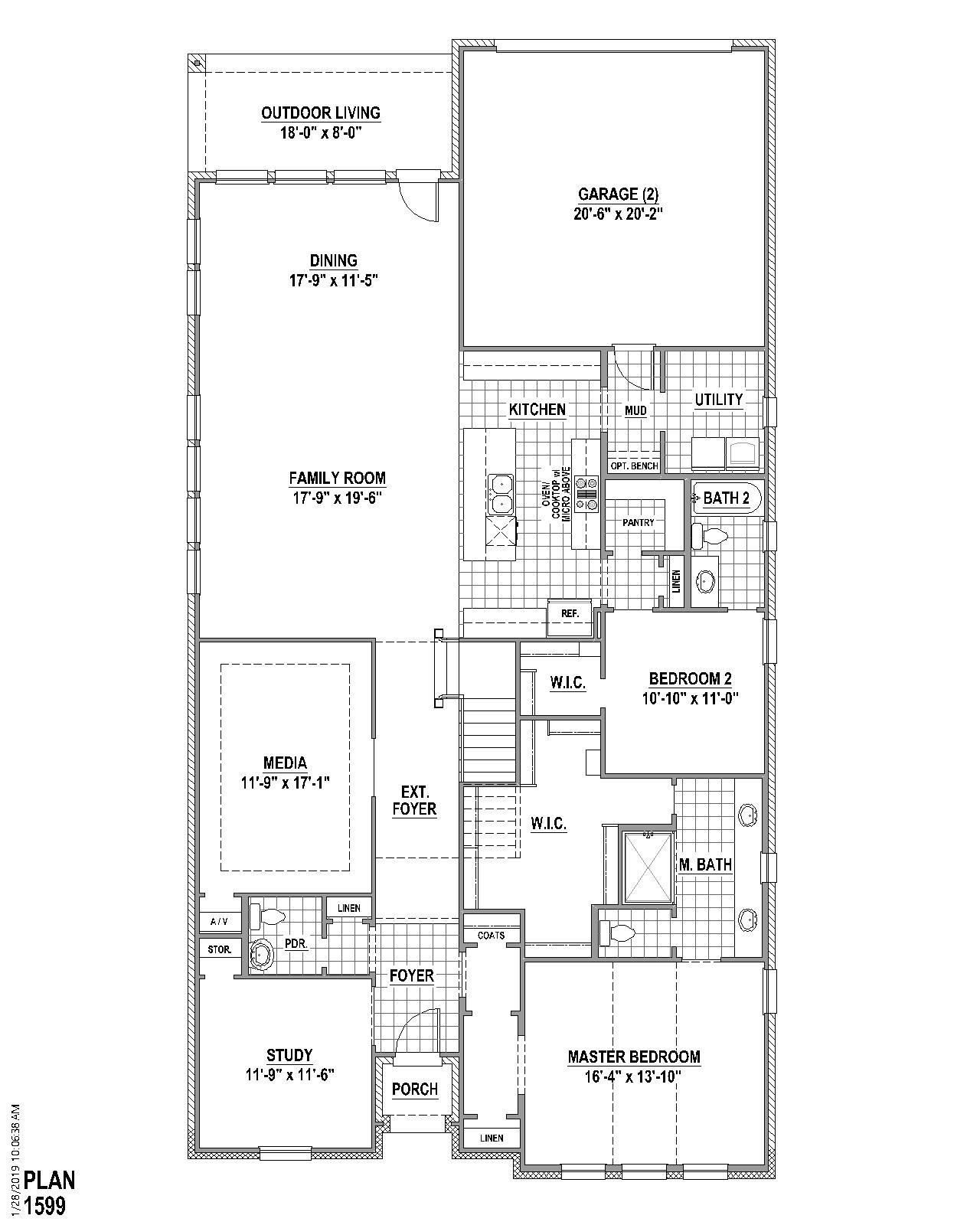 Plan 1599 1