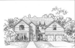 Plan 1708 - Windsong Ranch - 76s: Prosper, Texas - American Legend Homes
