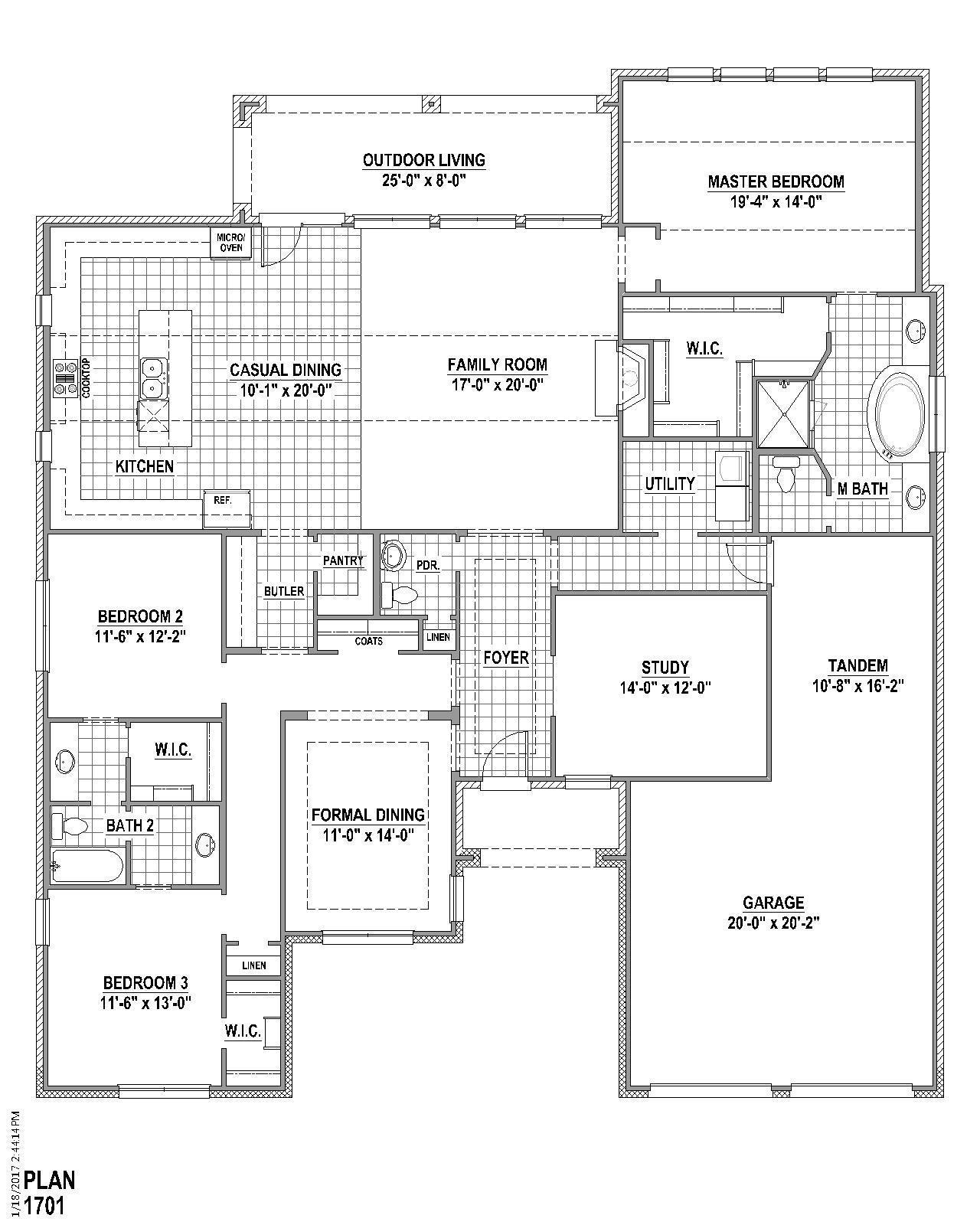 Plan 1701 1
