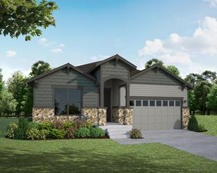 Plan C401 - The Enclave at Mariana Butte - Lakeside Series: Loveland, Colorado - American Legend Homes
