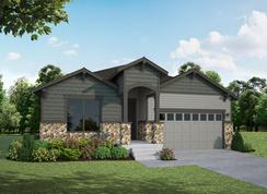 Plan C401 - Heritage Ridge: Berthoud, Colorado - American Legend Homes