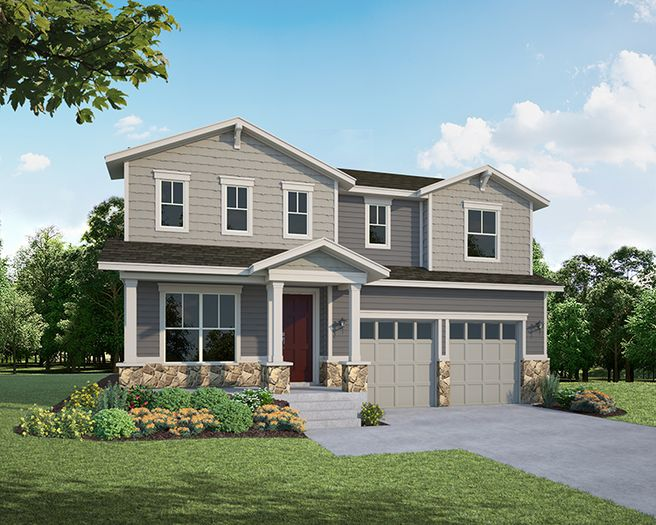 283 Mount Rainier Street (Plan C405)