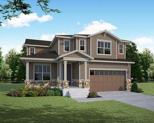 Plan C407 - RainDance - 60s: Windsor, Colorado - American Legend Homes