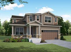 Plan C407 - Heritage Ridge: Berthoud, Colorado - American Legend Homes