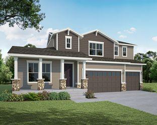 Plan C504 - RainDance - 60s: Windsor, Colorado - American Legend Homes