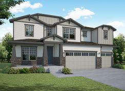 Plan C505 - Heritage Ridge: Berthoud, Colorado - American Legend Homes