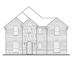 12581 Ravine Creek Road (Plan 1596)