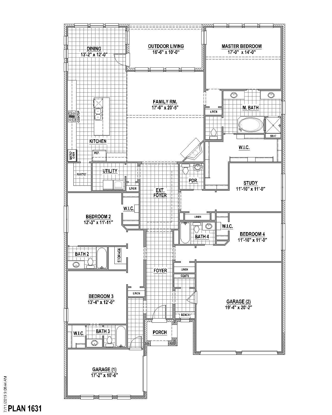 Plan 1631 1