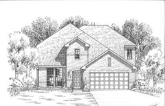 1704 Stowers Trail (Plan 1117)