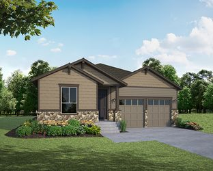 Plan C404 - The Enclave at Mariana Butte - Lakeside Series: Loveland, Colorado - American Legend Homes