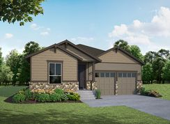 Plan C404 - The Enclave at Mariana Butte - Parkside Series: Loveland, Colorado - American Legend Homes
