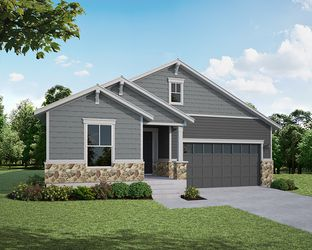 Plan C409 - The Enclave at Mariana Butte - Lakeside Series: Loveland, Colorado - American Legend Homes