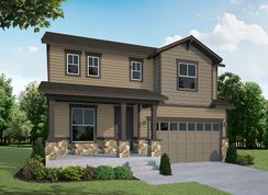 Plan C354 - The Enclave at Mariana Butte - Parkside Series: Loveland, Colorado - American Legend Homes