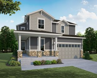 Plan C355 - The Enclave at Mariana Butte - Parkside Series: Loveland, Colorado - American Legend Homes