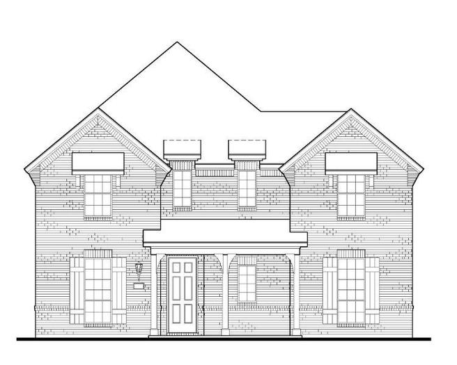 12493 Ravine Creek (Plan 1596)