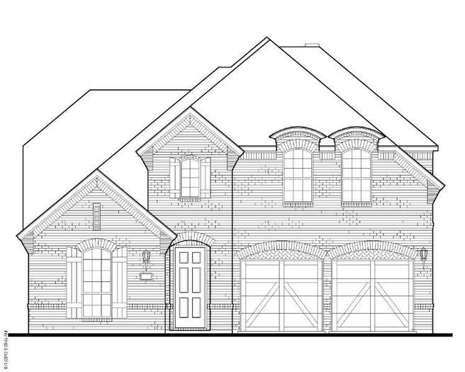 1680 Stowers Trail (Plan 1155)