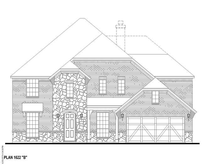 14075 Shiloh Springs Drive (Plan 1622)