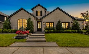 Union Park - 50s by American Legend Homes in Dallas Texas