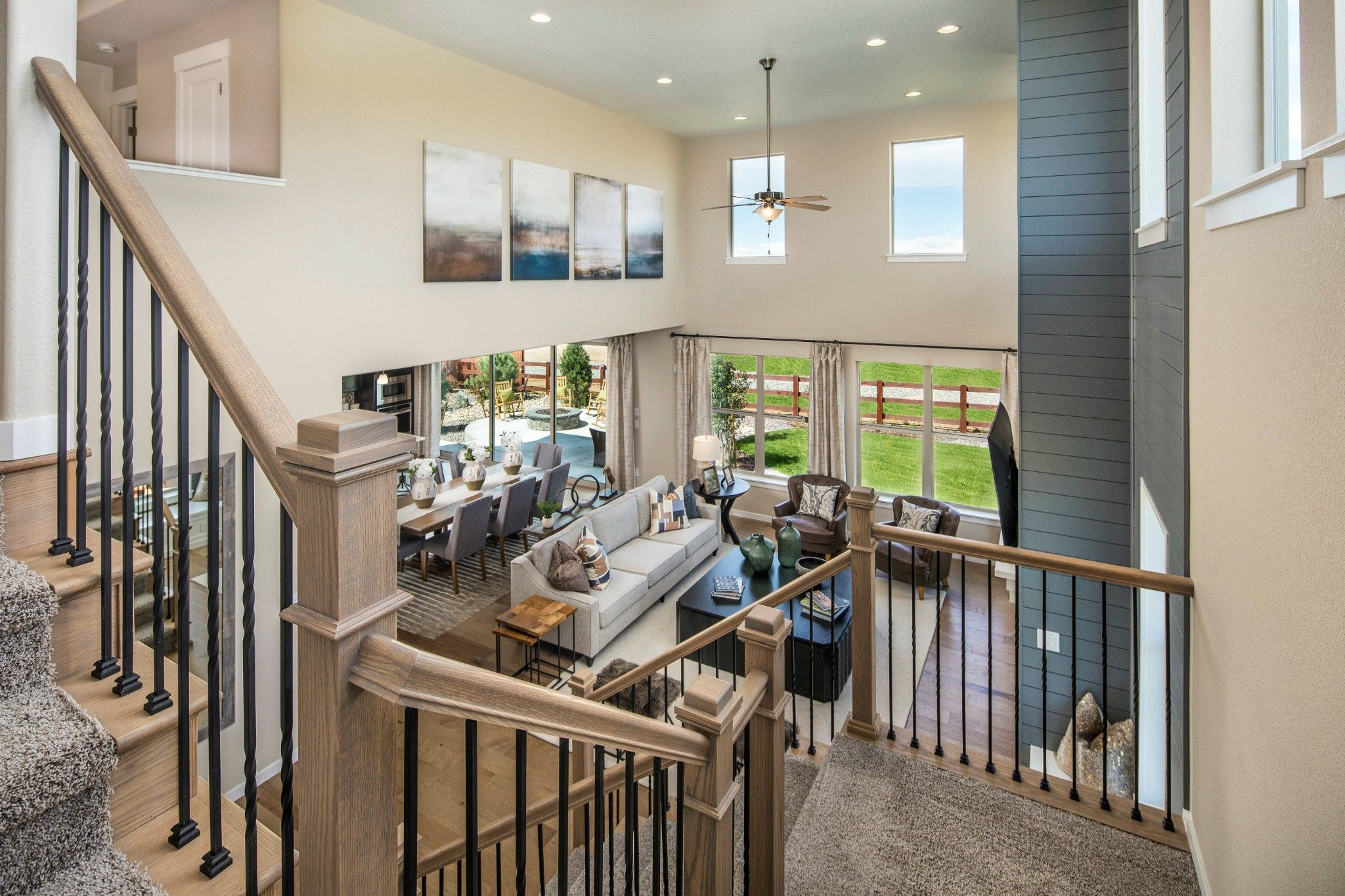 'RainDance - 60s' by American Legend Homes in Greeley