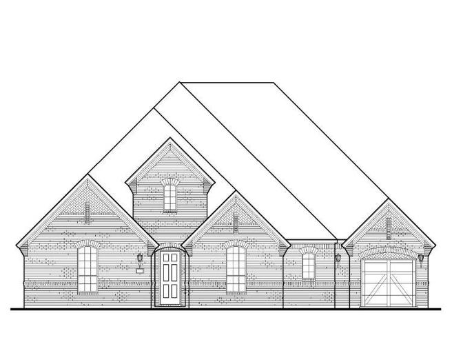 700 Country Brook Lane (Plan 826)