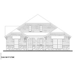 12354 Lost Valley Drive (Plan 1589)